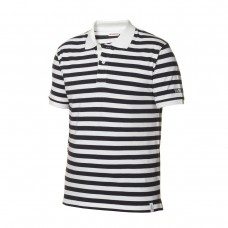 Koszulka polo w paski Marine Casual blue/white