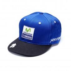 Oficjalna czapka zespołu Yamaha MotoGP