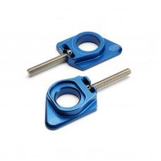 Aluminiowy regulator naciągu łańcucha