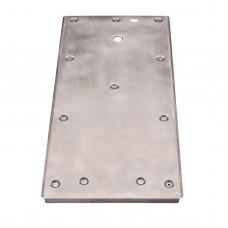 Zestaw aluminiowych płyt zabezpieczających
