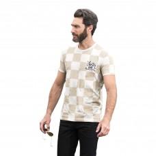 T-shirt z nadrukiem Faster Sons
