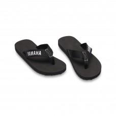 Czarne klapki Yamaha