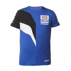 T-shirt zespołu Pata Yamaha WorldSBK